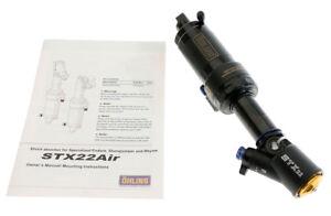 d3949cbe8b0 Ohlins STX 22 Air Rear Shock 197mm x 48mm Specilaized Stumpjumper 29 ...