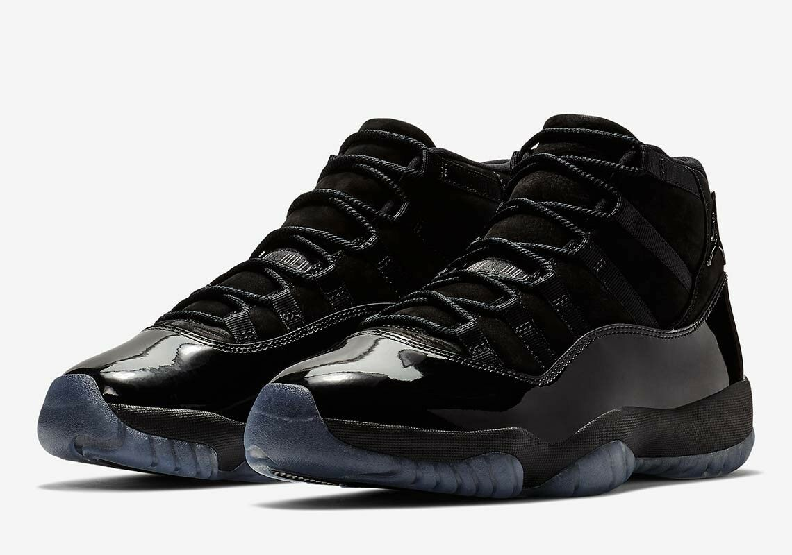 NİKE AİR JORDAN XI RETRO  CAP AND GOWN GOWN GOWN Size US 10 100% Authentic 378037-005 fc5888