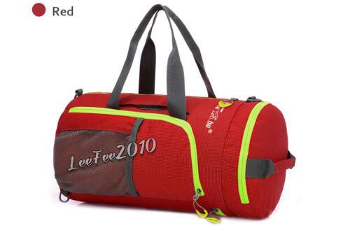 Waterproof Travel Sports Luggage Shoulder Bag Backpack Duffle Bag School bag 25L