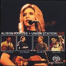 Alison Krauss & Union Station LIVE sacd 2003~OFFICIAL~(super audio cd)U.S.SELLER