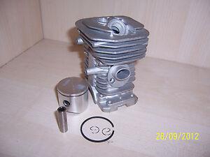 Zylinder Kolben  passend für Husqvarna Motorsäge 142