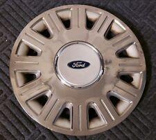 OEM 7W7Z-1130-A Wheel Hub Cap Silver 10 Spoke 06-11 for Ford Crown Victoria