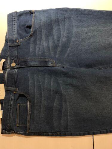 Medium 40x32 Nouveau Indigo Ellis 302 Coupe Portfolio Perry droite Jeans YYnBgx8