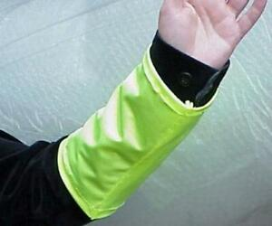 HiVis Armband for Cricket Scorers (and Umpires!) POST FREE WORLDWIDE