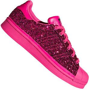 e6570ffeb86d97 Das Bild wird geladen adidas-Originals-Superstar-Damen-Sneaker-Schuhe- Turnschuhe-BD8054-