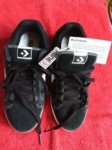 Details zu Converse Rune Herren Freizeitschuh Sneaker schwarz Gr. 40,5 25.5 cm US 7.5