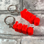 Netball-Keychain-Keyring-Personalised-3D-Printed-Party-Bag-Fillers thumbnail 5