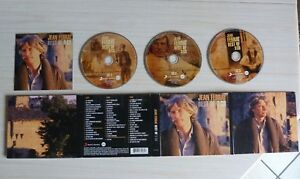 RARE-3-CD-ALBUM-DIGIPACK-BEST-OF-JEAN-FERRAT-57-TITRES-2009
