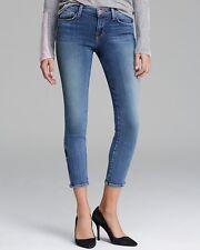 J Brand Mid-Rise 835 Capri Zip Jeans Denim Color Tone $299 – Size 25 NWT