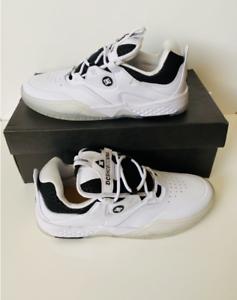 DC Kalis S Manolo White Men/'s Skate Shoes