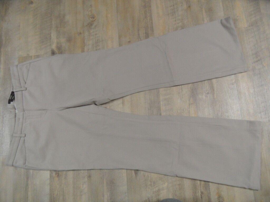 WINDSOR chice slim fit Stretchhose beige Gr. 40 TOP KoS1217