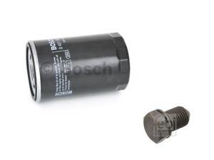 ORIGINAL-BOSCH-Olfilter-0451103314-AUDI-SEAT-SKODA-VW-Olwannenschraube-NEU