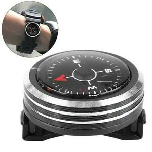 Portable-Lightweight-Wrist-Compass-For-Survival-Camping-Outdoor-Tool-New-Di-C5B1