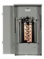 Siemens 20 Space, 40, Circuit, 200 Amp, Main Breaker, Outdoor Load Center, Coppe on sale