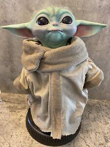 ON-HAND-The-Child-Life-Size-Figure-Sideshow-Baby-Yoda-The-Mandolorian