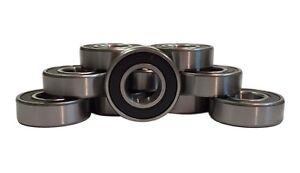 6001 2RS BUDGET Sealed Ball Bearing 12x28x8mm
