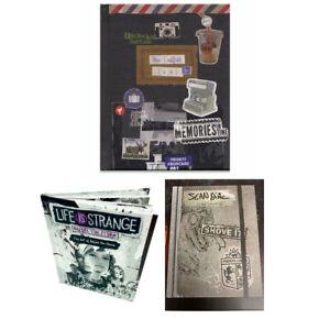 Life-Is-Strange-Before-The-Storm-1-2-Official-Art-Book-Collectors-Bundle-Set