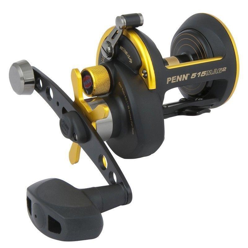 Penn 515 Mag 2 Multiplier Fishing Reel - New in Box