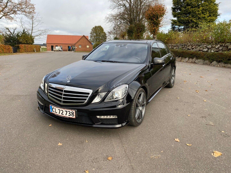 Mercedes E63 6,3 AMG aut. 4d - 679.900 kr.