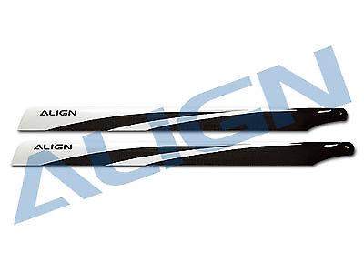 Align 780mm Carbon Fiber Blades