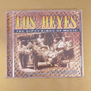 LOS REYES - THE GIPSY KINGS OF MUSIC - EURO TREND - OTTIMO CD [AQ-082]