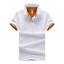 Men-039-s-Fashion-Slim-Short-Sleeve-Shirt-T-shirt-Casual-Tops-Blouse-Tee-Shirts-Men thumbnail 7