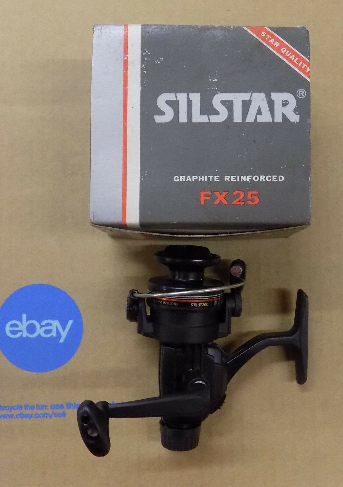 NIB Silstar FX Series Spinning Reels Select One