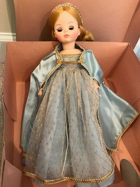 9-12 Inches Mme Alexander 12 Inch Romeo Doll W/stand Long Performance Life