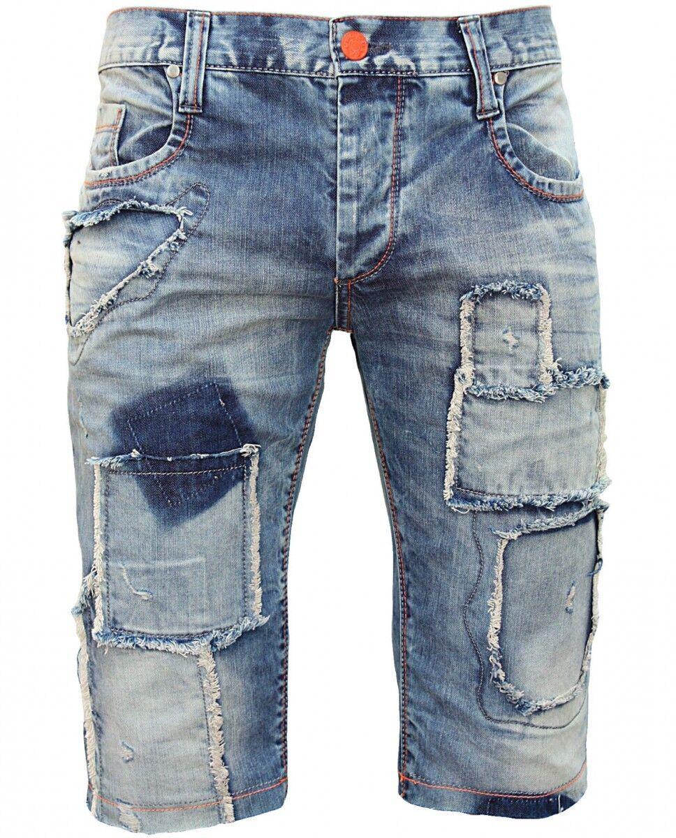 Cipo & Baxx Jeans Shorts c-105