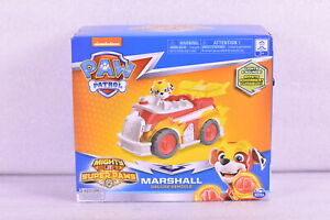 Paw-Patrol-Mighty-Pups-Super-Paws-Marshalls-Deluxe-Vehicles-w-Lights-amp-Sounds