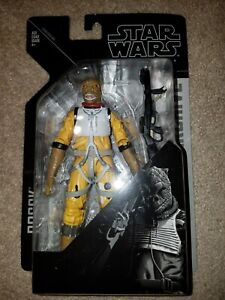 Details About Star Wars Black Series Archive 6 Bossk Bounty Hunter Non Mint Card