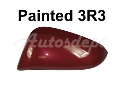 Mirror Cover Painted Blizzard Pearl 070 RH FOR 2013-2015 RAV4 W// SIGNAL HOLE