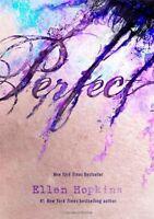 Perfect By Ellen Hopkins, (paperback), Margaret K. Mcelderry Books , New, Free S on sale