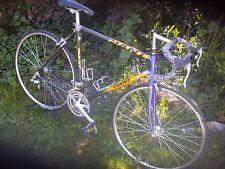 VELO DE COURSE ANCIEN VINTAGE BIKE BICI GIANT CADEX CFR 2  FRAME CARBON SHIMANO