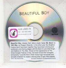 (GE52) Beautiful Boy, Love Me More - DJ CD
