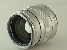 Carl Zeiss CarlZeiss  Planar 2 / 50 mm 50mm F2 T* ZM Japan Used Lens #330