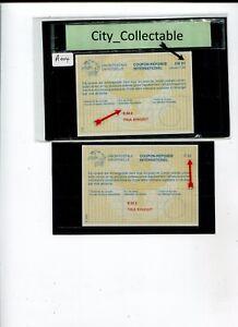 A004-MALAYA-MALAYSIA-IRC-MINT-INTERNATIONAL-REPLY-COUPON-2-DIFFERENT-RM-3