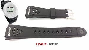 Timex-Correa-de-repuesto-t62951-Sport-Indiglo-Marathon-Triathlon-8-LAP-SILICONA