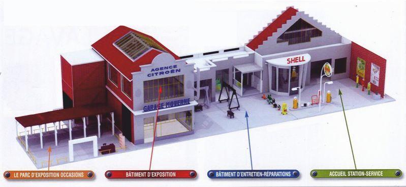 GARAGE MODERNE CITROEN SERVICE GARAGE MODERNE 1 43 (01)