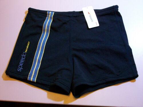 """Teen Boy Delta Short. Speedo Endurance Swim Short Size 70cm//28/"""" Dark Blue"""