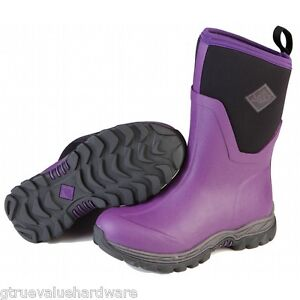 MUCK Black Arctic Sport II Tall Womens Snow Extreme Winter Boots 6,7,8,9,10,11