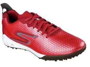 Hexgo Sz 190211986122 red Performance 12 Shoe 75 Soccer Go New Mens 54901 Skechers f7zXw
