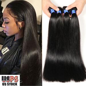 100-7A-Unprocessed-300g-3Bundles-Indian-Brazilian-Virgin-Human-Hair-Weave-U781
