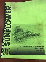 Sunflower Assembly Manual 1433 Flexible Tandem Disc