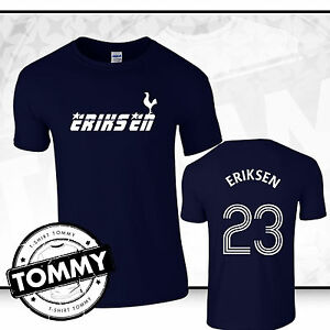 Seconda Maglia Tottenham Hotspur Christian Eriksen