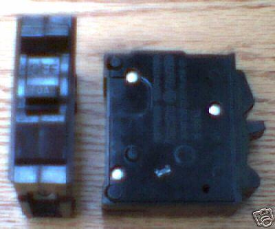 GE 40 Amp 1 Pole Type R General  Circuit Breaker