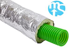 75 mm Radial De Guidage Gaine isolante