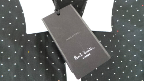 Il Slim Westbourne Polka Black 15 Size Shirt Smith Paul Dots 5 Fit Medium xPH147z