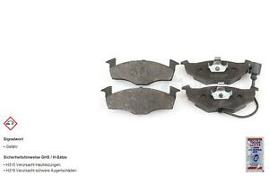 Brake Pads Shoes Front Axle For Iveco Daily II Box/Estate