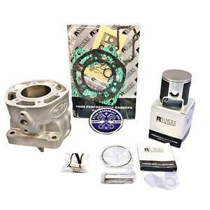 Re-Plated-KTM-125EXC-Cylindre-Namura-Haut-Fin-Piston-Joints-1994-1997-125-E-X-C